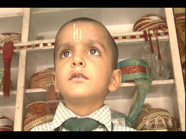 Anmol Swami: 5-year-old Prodigy from Meerut