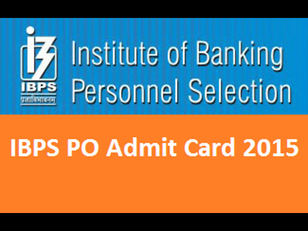 IBPS PO Main Exam 2015 to be held tomorrow