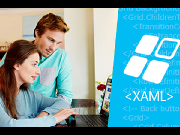 Designing Advanced Apps using XAML: Online Course