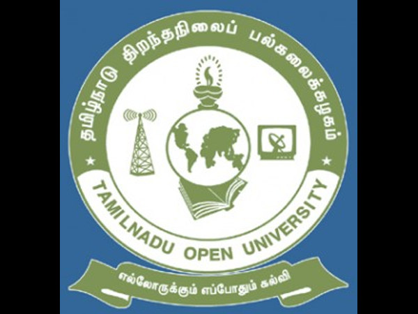 Tamil Nadu Open Univ opens admissions for B.Ed