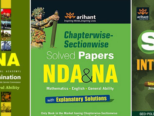 NDA Exam: 5 Best selling Books To Buy