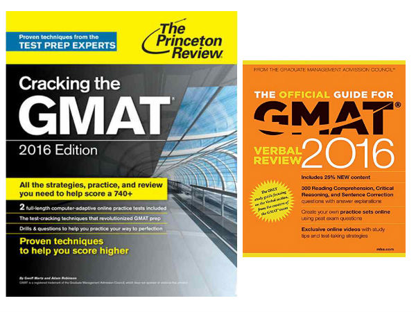 GMAT Examination: Top 5 Best selling Books To Buy