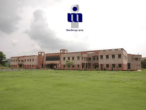 ABV-IIITM Gwalior Offers MBA Admissions For 2016