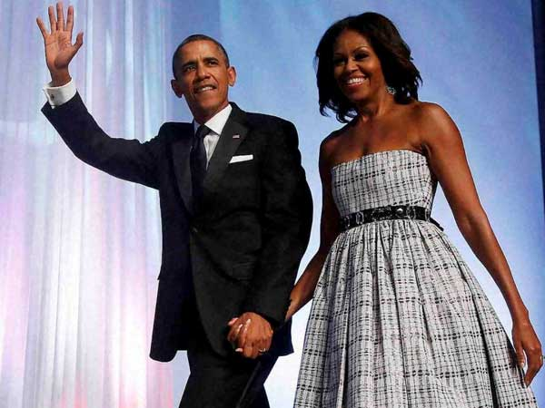 Michelle Obama Launches An Initiative For Girls