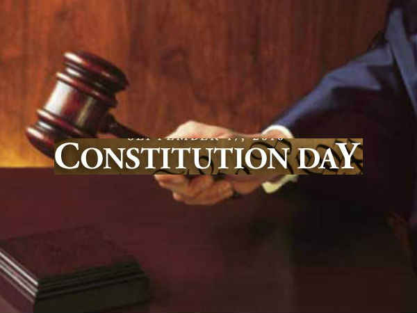 Constitution Day: Schools organised competitions