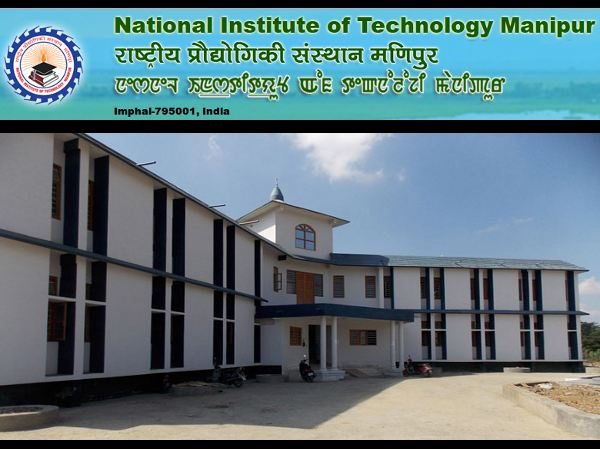 NIT Manipur offers admission for Ph.D Programmes