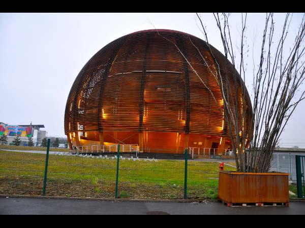 CERN interns from Taurian World School