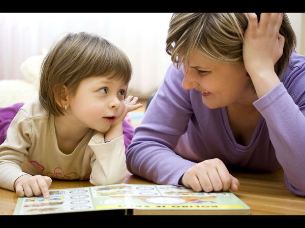 Five lessons to be taught in early childhood