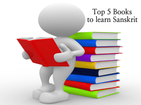 Top 5 Books To Learn The Basics Of Sanskrit