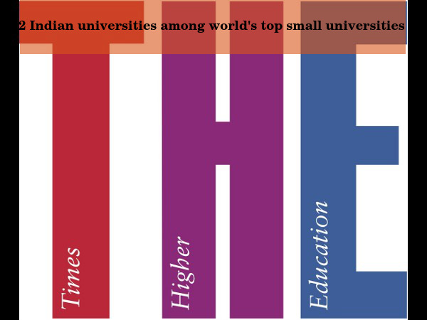 Indian varsities among world's top 20: THE