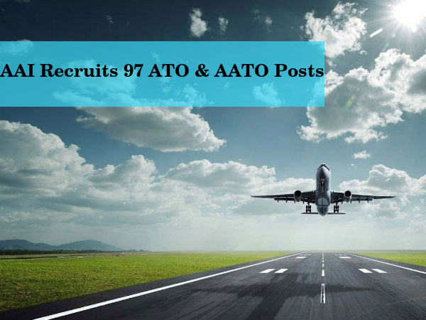 AAI Recruitment for 97 ATO & AATO Posts