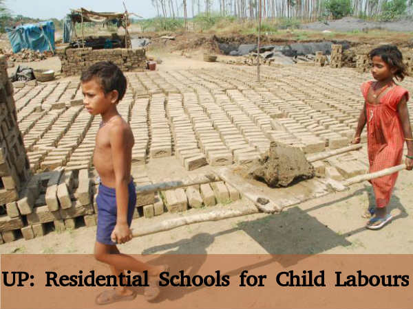 UP Govt to Open Residential Schools for Children