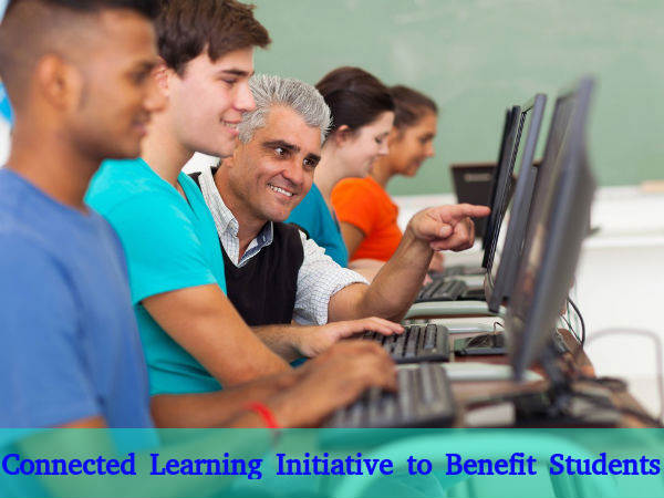 Connected Learning Initiative to benefit students