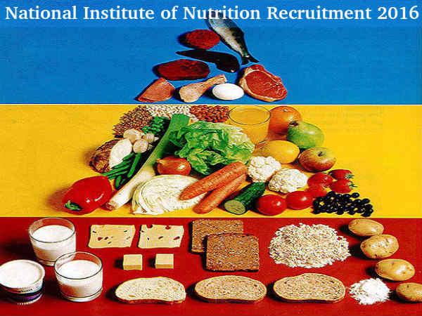 NIN, Hyderabad Recruits Sr Research Fellow Posts