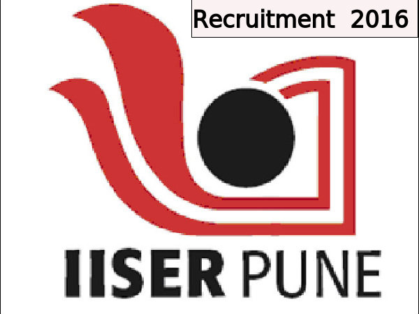 IISER Recruits 05 Non Teaching Posts 2016