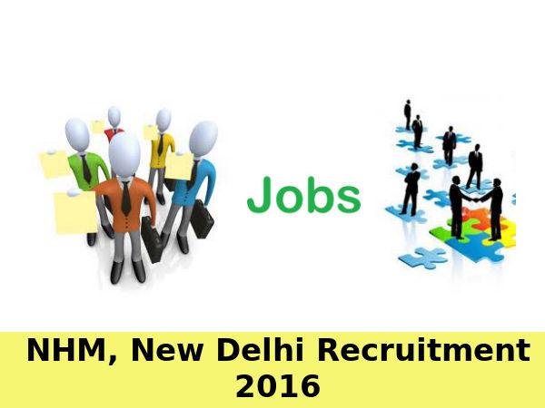 NHM, New Delhi Recruits 68 Hospital Manager Posts