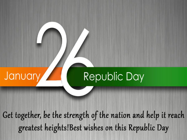 Republic Day Quotes: Celebrating 67th Republic Day