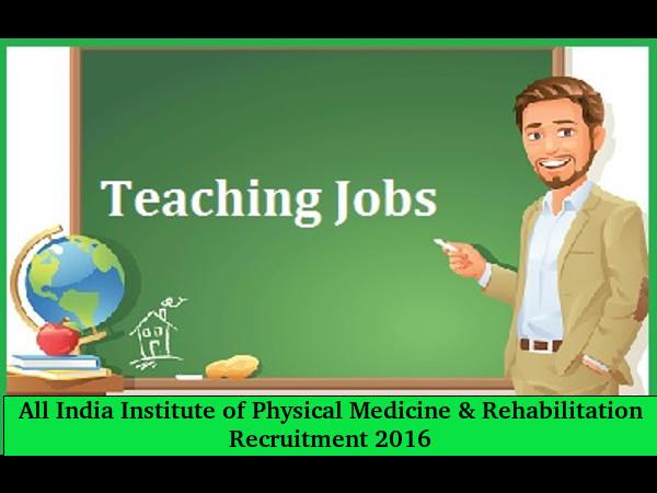 AIIPMR Recruits 09 lecturer Post 2016