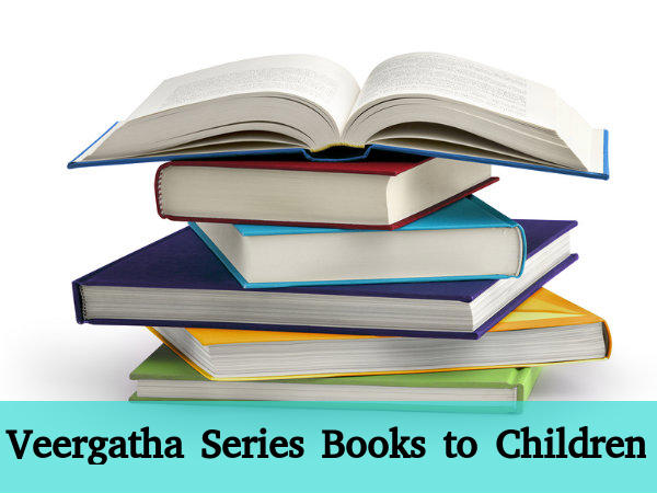 Veergatha series books to be released