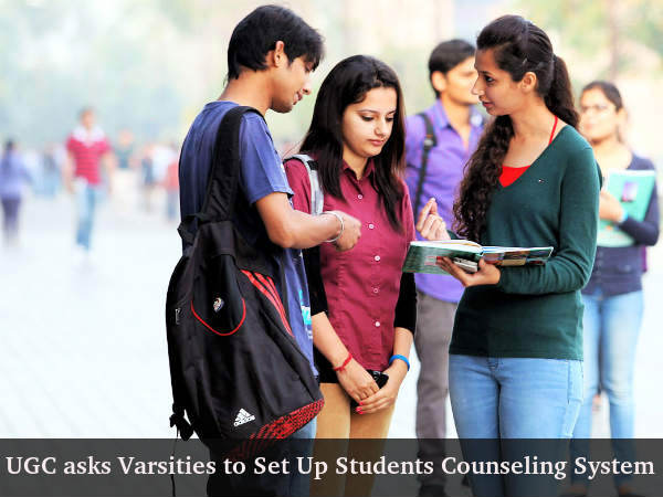 UGC asks Varsities to Set Up Counseling System
