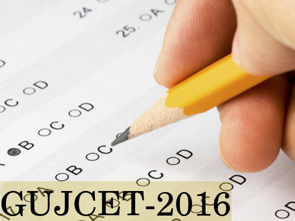 GUJCET 2016: Exam to be held on May 10