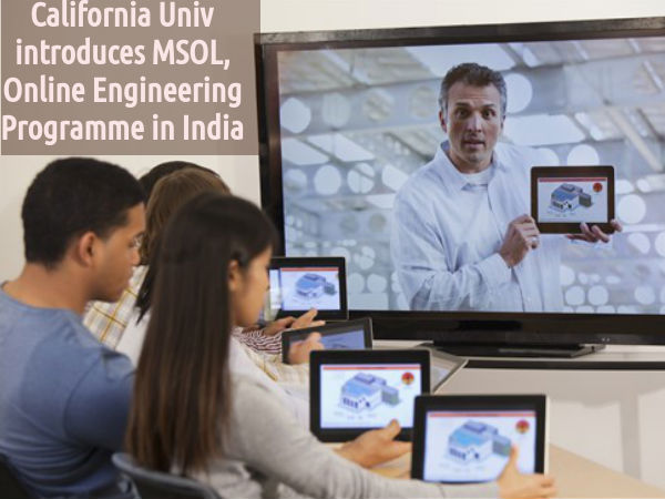 California Univ to introduce Online Engg programme