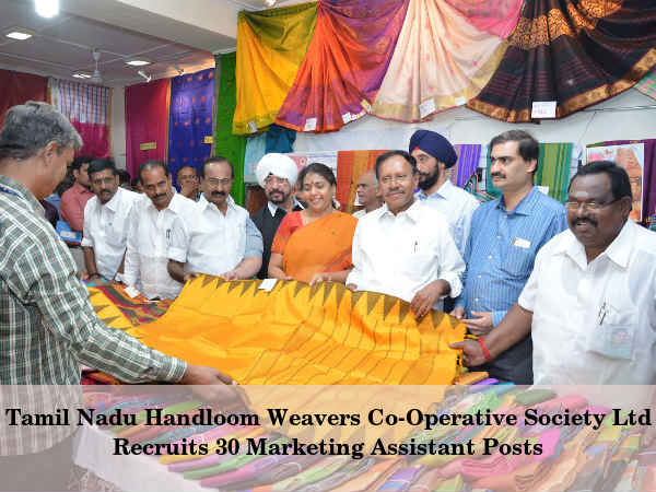 TNHWCS Recruits 30 Marketing Assistant Posts 2016