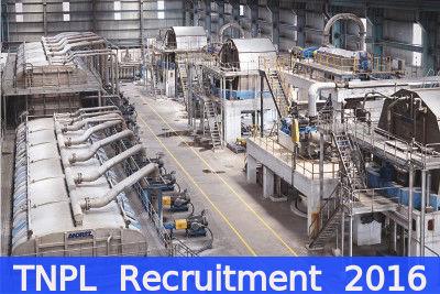 TNPL Recruits 9 Junior Assistant & Other Posts
