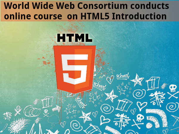 Online course on HTML5 Introduction