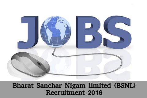 BSNL Recruits 40 Apprentice Trainee Posts 2016
