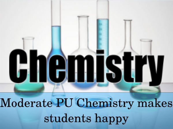 Chemistry Paper Analysis