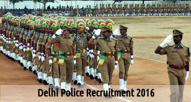 Delhi Police Recruitment for 4669 Constable Posts