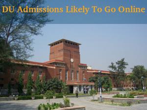 Delhi University Admissions 2016
