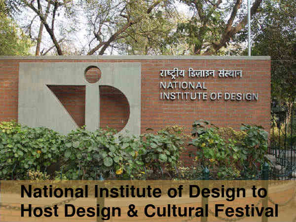 National Institute of Design to Host Cultural Fest
