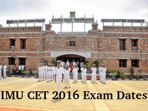 IMU Announces IMU CET 2016 Exam Dates
