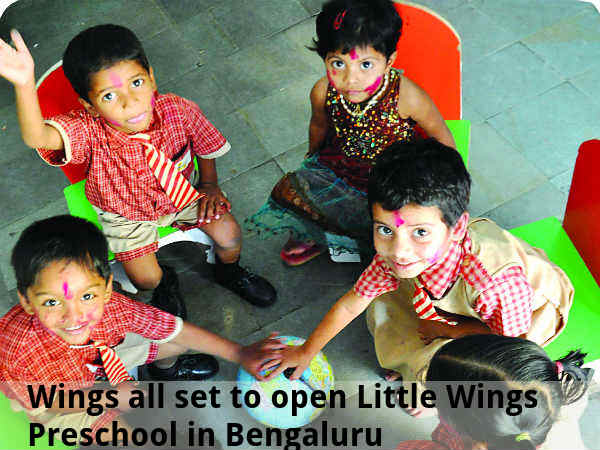 Wings all set to open Little Wings Preschool