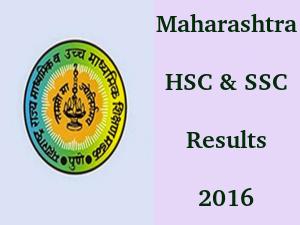Maharashtra HSC & SSC Board Exam 2016 Results