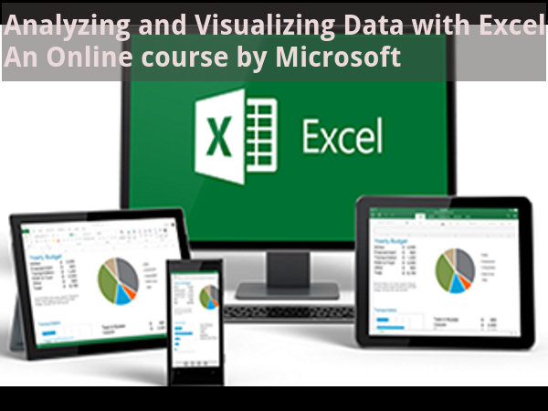 Online course by Microsoft