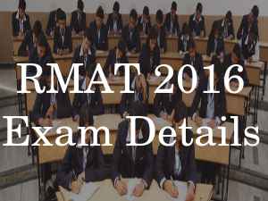AIMA RMAT 2016 : Exam Dates Released, Apply Now!