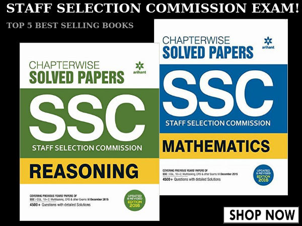SSC Exam Upto 60% discount on study material