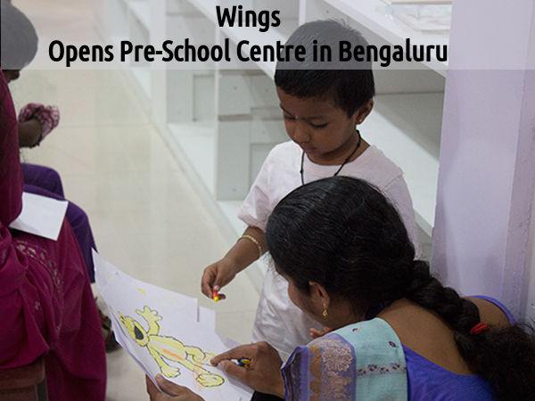 Wings Opens Little Wings Preschool in Bengaluru