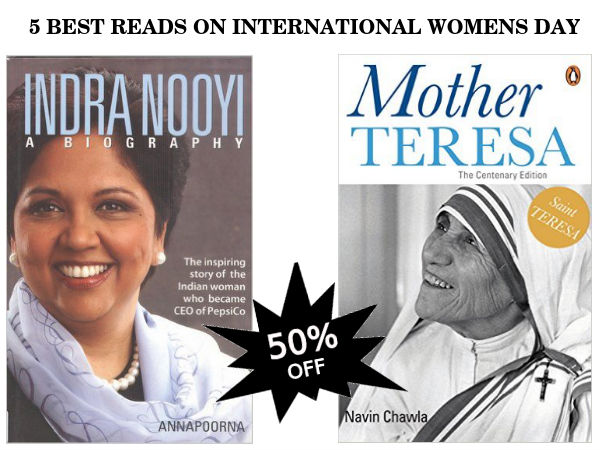 5 Best Reads On International Women's Day