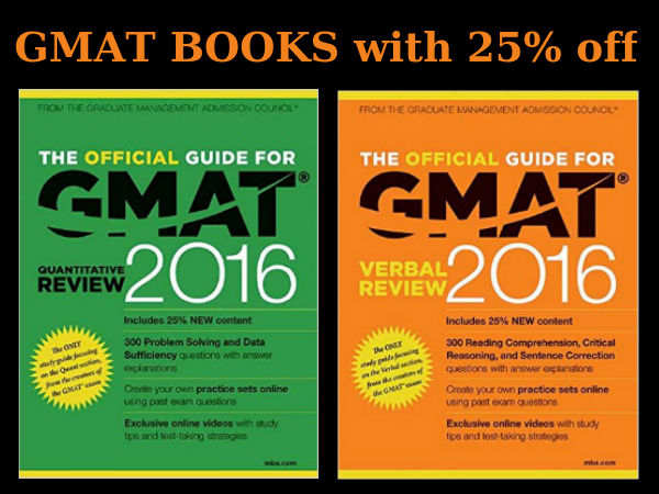 Planning To Take Up GMAT! Top 5 Best Offers