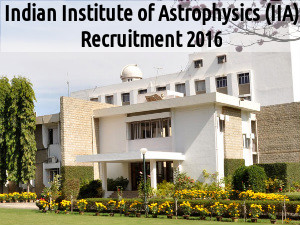 IIA is Recruiting for 21 Engineer & Other Posts