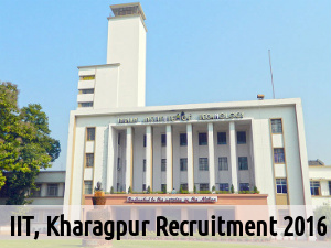 IIT, Kharagpur Hiring for 4 Project Officer Posts