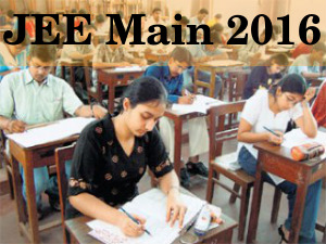 JEE Main 2016: 10.4 lakh Students Appear