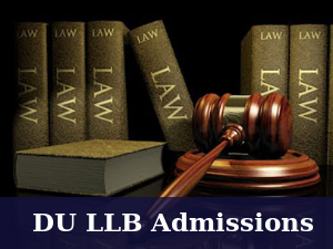 Delhi University Offers Admission To LL.B
