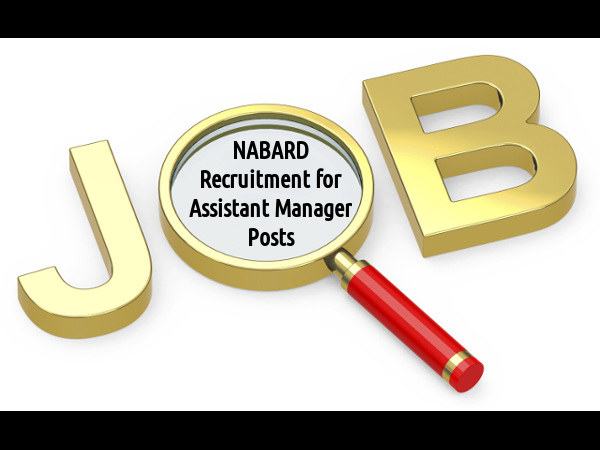 NABARD is Hiring for 14 Assistant Manager Posts