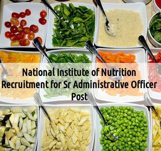NIN Recruitment for Sr Administrative Officer Post