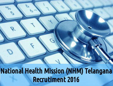 NHM, Telangana Recruits 12 Female Staff Nurse Post